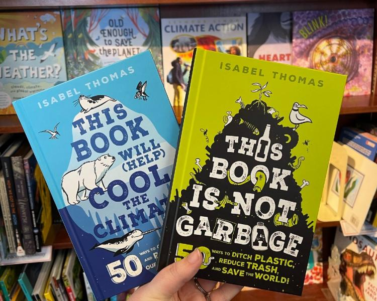 Books for kids 10 and older