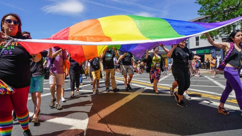 Middletown Pride March