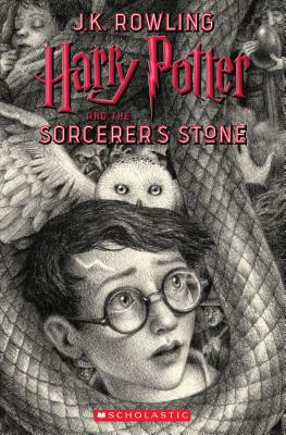 Harry Potter and the Sorcerer's Stone Cover Image
