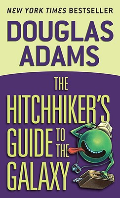 Hitchhikers Guide to the Galaxy cover image