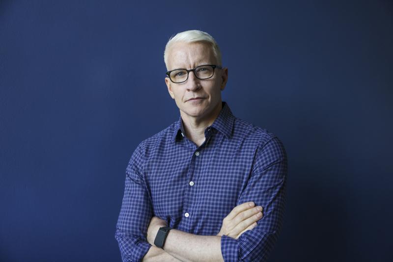 Anderson Cooper author photo