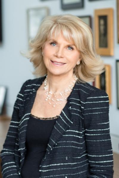Anne Sebba author