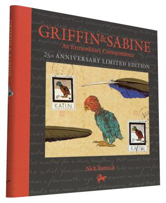 Griffin and Sabine 25th anniversary edition cover image