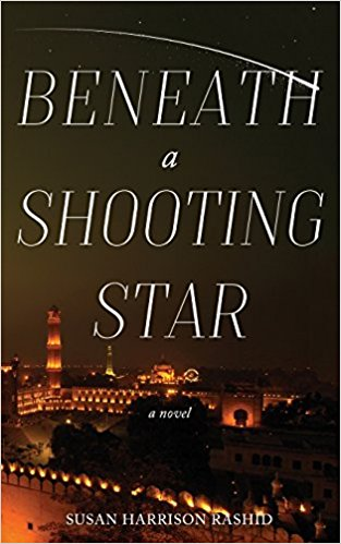 BENEATH A SHOOTING STAR by Susan Harrison Rashid