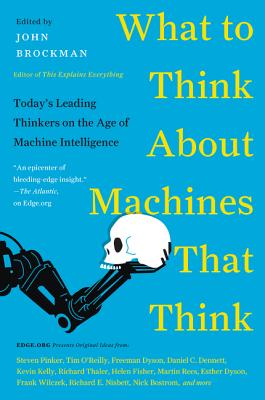 What to think about machines that think cover image