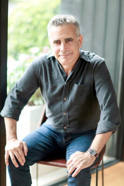Chris LaGuardia author photo