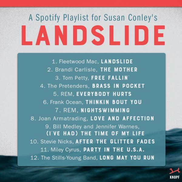 Landslide Playlist