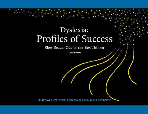 Understanding Dyslexia The Yale Center For Dyslexia Creativity >> Dyslexia Profiles Of Success R J Julia Booksellers