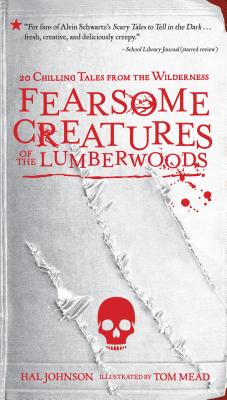 fearsome creatures of the lumberwoods book cover