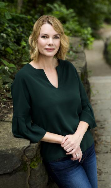 Fiona Davis author photo