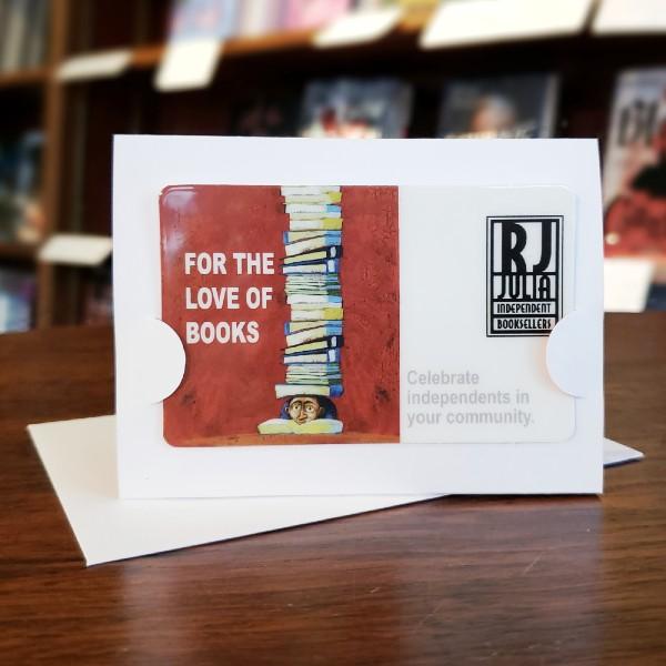 Card North Fork Burton/'s Bookstore