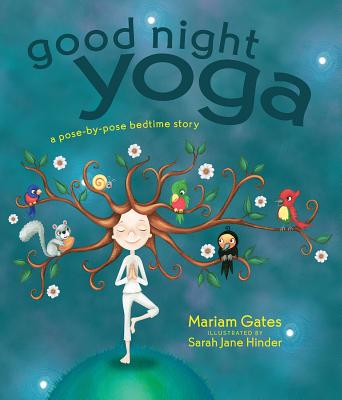 Good Night Yoga Book Cover