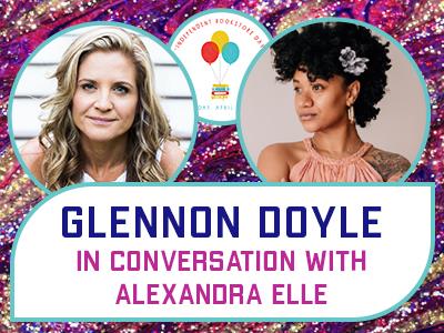 Glennon Doyle In Conversation With Alexandra Elle Panel