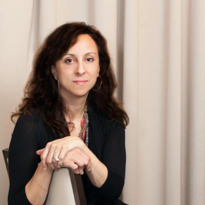 Laura Rossi author photo