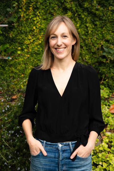 Lindsay Gardner author photo