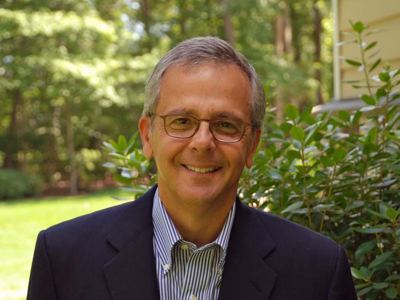Mike Lupica author photo