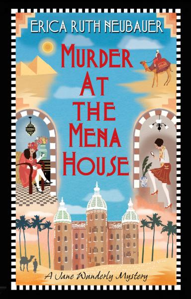 Murder at the Mena House