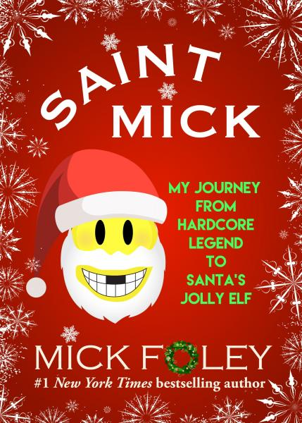 Saint Mick Book Cover