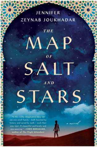 "Jennifer Zeynab Joukhadar, ""The Map of Salt and Stars"""