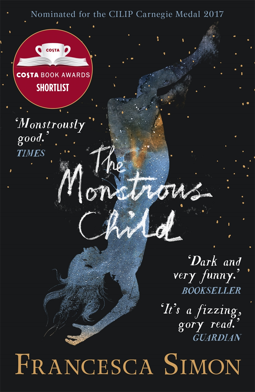 The Monstrous Child Cover