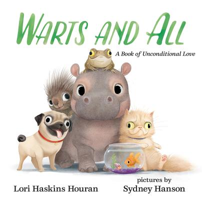 Warts and All Book Cover