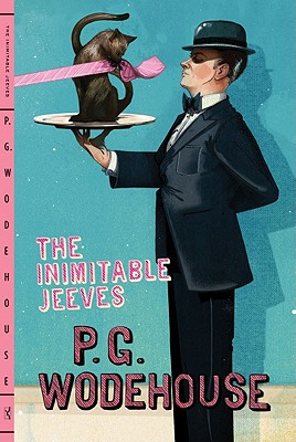 Inimitable Jeeves cover image