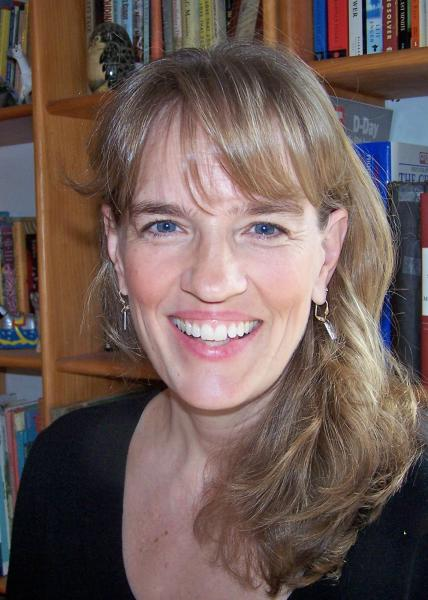 Leslie Connor Author Photo