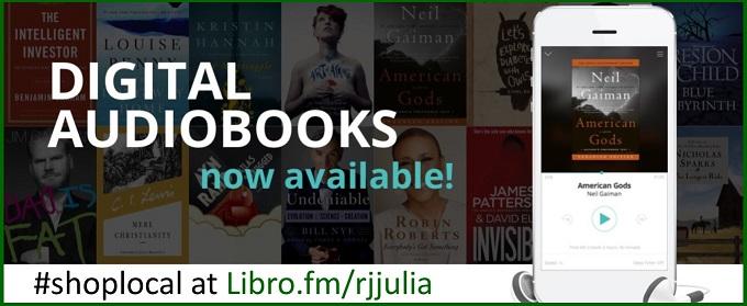 Libro.fm/rjjulia