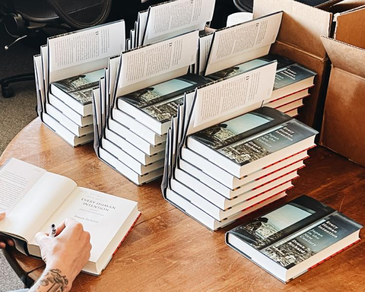 New Signed Books