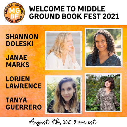 Welcome to Middle Ground Book Fest panel
