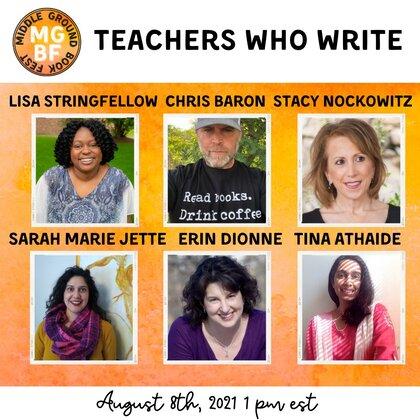Teachers Who Write panel