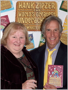 List of henry winkler books