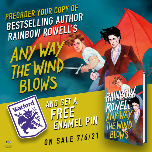 Any Way the Wind Blows promo graphic
