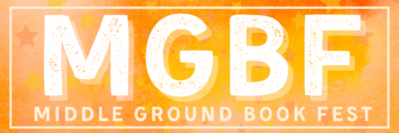 Middle Ground Book Fest logo