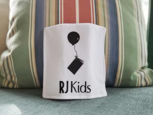 RJ Julia Logoed Baby Paper