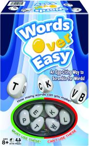 Words Over Easy Word Game