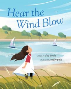 """Signed & Personalized, """"Hear the Wind Blow"""" by Doe Boyle"""