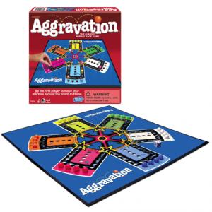Classic Agravation Board Game