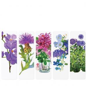 Felix Doolittle Bookmarks - The Violet Femmes - Set of 5