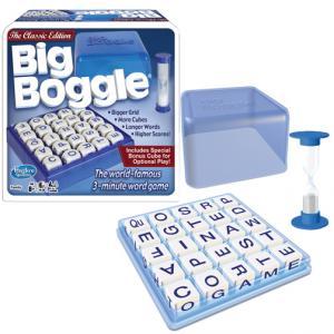 Big Boggle Dice Game