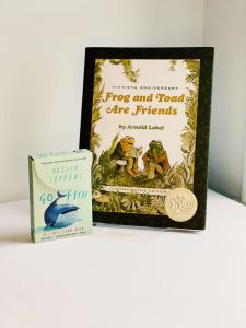 Little Kids' Frog and Toad Bundle