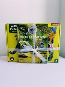 Kids' Jungle Puzzle Bundle