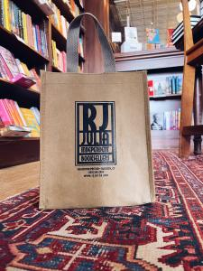 RJ Julia x Kraft Paper Washable Tote Bag