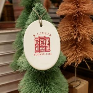 RJ Julia Holiday Ornament