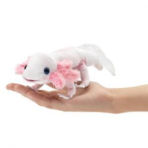 axolotl finger puppet