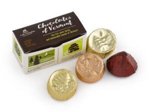 Lake Champlain Chocolates of Vermont 4pc