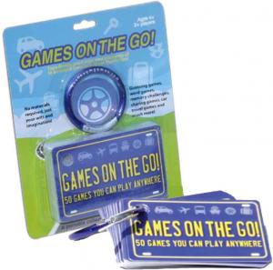 Games on the Go Travel Game Set