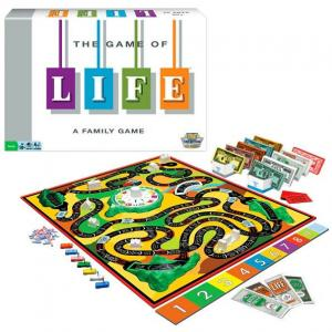 The Game of Life: A Family Game