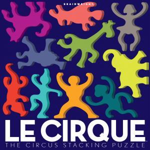 Le Cirque: The Circus Stacking Puzzle