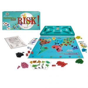 Classic Risk! 1959 Strategy Board Game